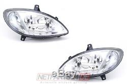 Lighthouse Kit H7 H7 H7 Left And Right Viano Mercedes Vito 639 From 03 To 09