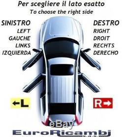Lights Mercedes Viano / Vito W639 10-14 Xenon D1s / H7 Led Left
