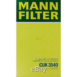 Liqui Moly 10l 5w-30 Oil + Mann-filter For Mercedes-benz Vito Bus W639 122