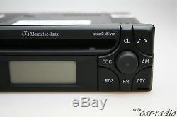 Mercedes Audio 10 CD Mf2910 Bluetooth Mp3 Radio With Microphone For