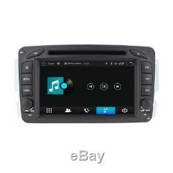 Mercedes Benz C Class Clk Viano Vito W203 Android 8 Car Radio Navigation