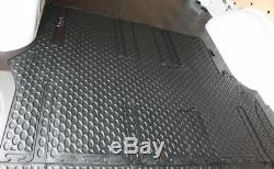 Mercedes Benz Original Rubber Carpet W 639 Viano / Vito Rhd Complete