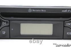 Mercedes Original Autoradio Bluetooth Mp3 Radio Audio 10 CD Mf2910 Rds Code Gs49