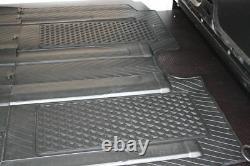 Mercedes Original Rubber Paillassons W 639 Facelift Viano/vito Rhd Complete
