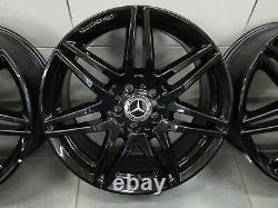Mercedes V Class W447 Viano W639 Amg Original 19 Inch Rims A4474015100