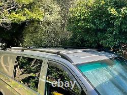 Mercedes Vito Longue 2003 - Aluminium Roof Rails And Crossbars