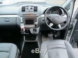 Mercedes Vito Mixto Viano Valente Airbag Steering Wheel W639 A6398602502 9b51