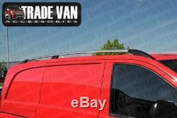 Mercedes Vito Roof Bars Roof Bars Alu Compact Short Model W639