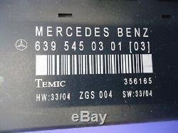 Mercedes Vito Viano 2004-2010 Sam Unit 6395450301