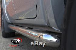 Mercedes Vito Viano Side Line Sports Bar Stainless Steel Extra Lwb 2004 Models