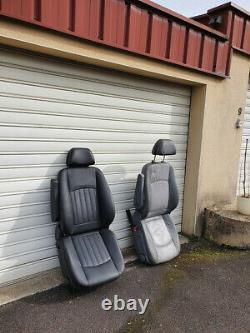 Mercedes Vito/ Viano W 639 Driver Leather Seat