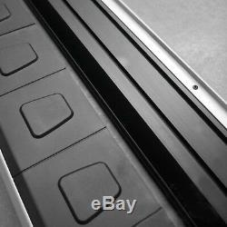 Mercedes Vito / Viano W447 2015- Alu Footboards, Anti-slip, Extra Long