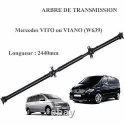 Mercedes Vito Viano W639 2441 MM Transmission Shaft - Palier - A6394103306