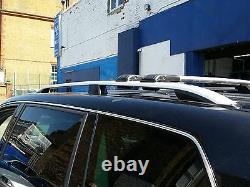Mercedes Vito Viano W639 Lockable Roof Aluminium Rack Cross Bar 2003 On