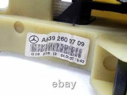 Mercedes-benz Vito Viano W639 2008 Speed Lever / (interior) Min24228