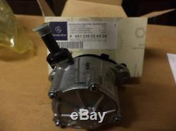 No. M269 Vacuum Pump Mercedes Viano Vito 6512300265 New