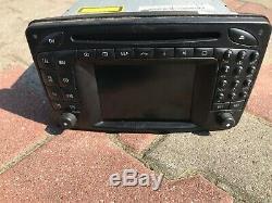 Org. Mercedes Comand 2.0 E W639 Navigation System Vito Viano V639