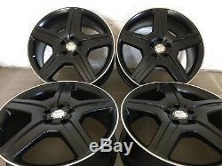 Orig. Amg Wheels 20 Mercedes R-class W251 W166 W164 W163 ML Gl Glc Gla Viano