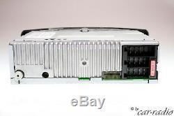 Original Mercedes Audio 10 Be6019 Becker Cassette Radio With CD Changer In