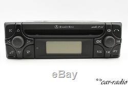 Original Mercedes Audio 10 CD Mf2910 Cd-r Alpine Becker Car Radio Rds Gs49