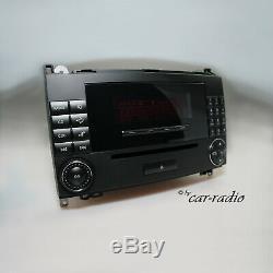 Original Mercedes Audio 20 CD Mf2750 Alpine W169 W245 W639 W906 2-din Car