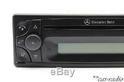 Original Mercedes His 30 CD Be4633 Becker Car Radio 06 A4148200286 1-din