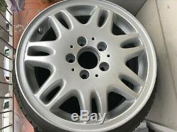 Original Mercedes Vito Viano W639 V-klasse A6394011802 Aluminum Aluminum Rim 16
