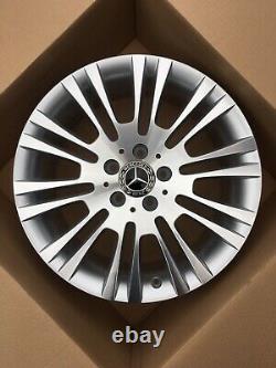 Original Mercedes Vito W447 Viano W369 18 Inch Alloy A6394012602 7.5j Et56