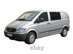 Pare Choc Before Nine Mercedes Vito Viano W639 2003 A 2010 To Be Peed