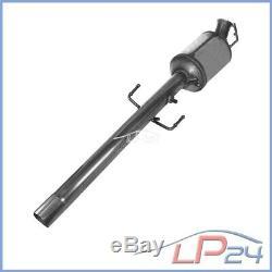 Particulate Filter Fap Mercedes-benz Vito 639 W-109-115