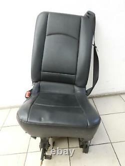 Right Rear Leather Seat For Mercedes W639 Vito Viano 10-14