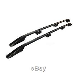Roof Bars Alu Brush (2 Pieces) Mercedes Vito / Viano W447 2015- Chassis Court