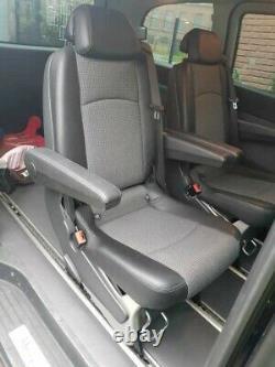 Seat Leather Fabric Lima Mercedes Viano/vito W 639