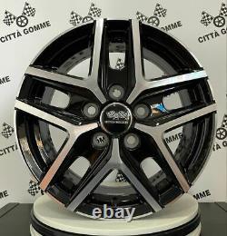 Set 4 Alloy Wheels Compatible For Mercedes V-class Vito Viano À 16
