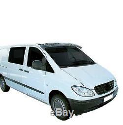 Sun Visor Mercedes Viano Vito Wye Bezel Cap W639 W638 W447 1996 A 2016