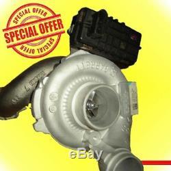 Turbocharger 757608-1 765155-1 3.0 V6 Mercedes W203 W211 W251 W639