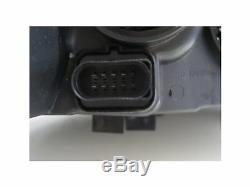 V-class W639 Viano 03-10 5d Led Bar Front Lights Headlight Black For Mercedes-benz Lhd