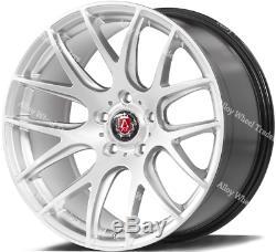 X4 Alloy Wheels 18 Hs Cs Light For Mercedes V-class Viano Vito W638 W639