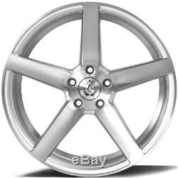 X4 Alloy Wheels 19 Sbf Ex18 750kg For Mercedes V-class Vito