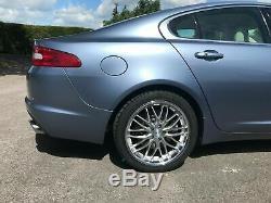 X4 Alloy Wheels 19 Silver 190 For Mercedes V-class Viano Vito W638 W639