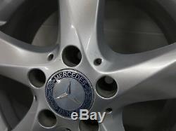 17 Roues D'Hiver Pouces Mercedes Classe V W447 Vito Viano W639 (F57)