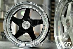 18 Bpl 04 Roues Alliage pour Mercedes Vito Viano VW Transporter Mk3 Mk4 W-R
