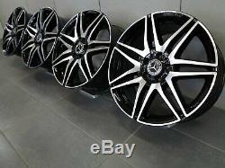19 Pouces Original Mercedes AMG Jantes Classe V W447 Viano W639 A4474015100 Neuf