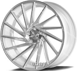 19 Sp ZX1 Roues Alliage pour Mercedes Vito Viano VW Transporter Mk3 Mk4 5x112