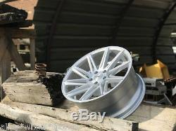 20 Calibre cc-A Roues Alliage Pour Mercedes A B C E R Klass Cla Gl Viano Vito