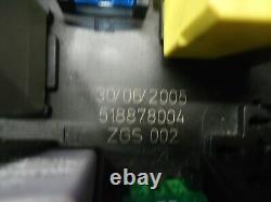 2004-2010 W639 Mercedes Viano Vito Fusible Boite A6395450401