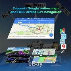 7 Android 10 Autoradio GPS DSP CarPlay DVD BT For Mercedes Benz Viano Vito W639