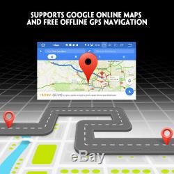 7 Android 9.0 GPS navigation DVD CD Bluetooth Autoradio pour Mercedes Vito W639