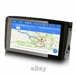 8 Android 9.0 DAB Satnav Wifi GPS Stéréo BT Radio pour Mercedes Viano Vito