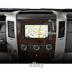 8Android 8.0 Autoradio DAB+CD GPS Mercedes Classe A/B Vito Sprinter Viano W245